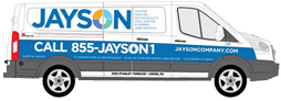 Testimonials and Reviews - Jayson Water Quality - jayson-van